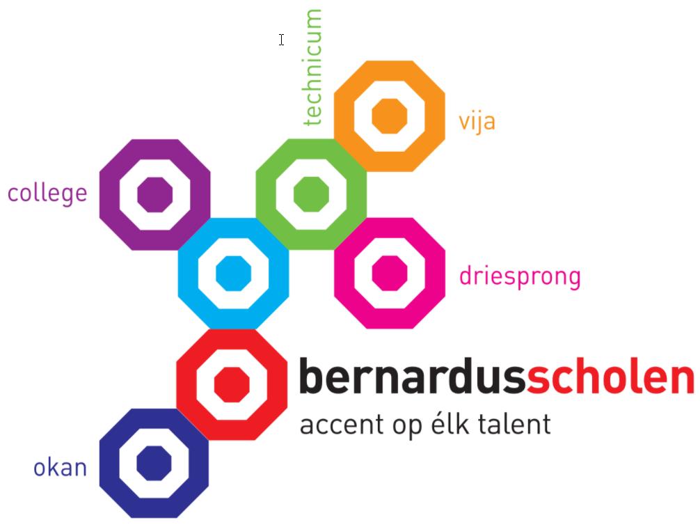 Bernardusscholen Logo
